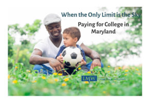 Paying for College in Maryland
