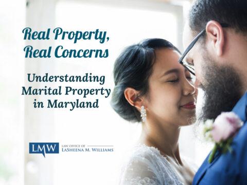 Marital Property in Maryland